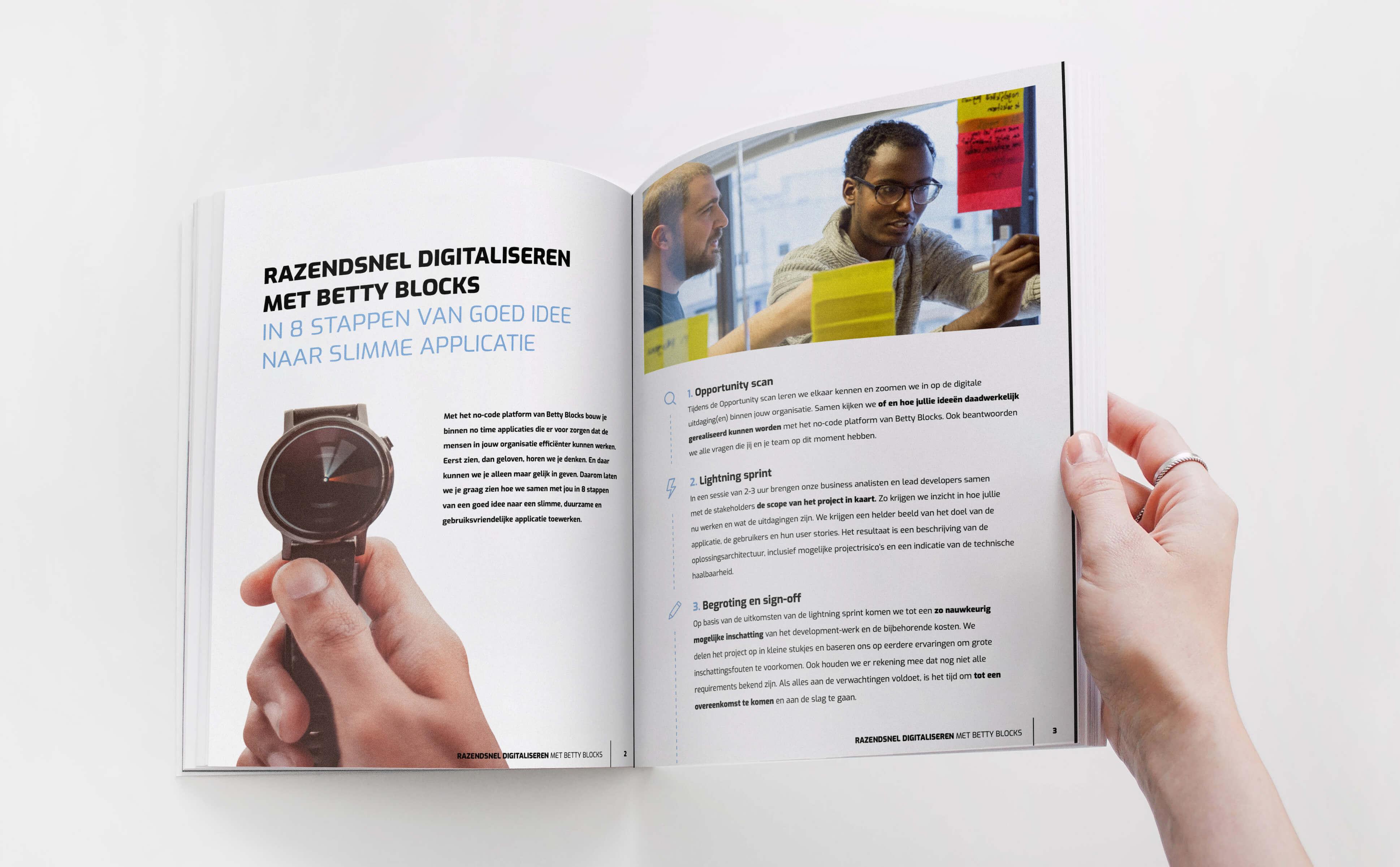 Razendsnel digitaliseren met Betty Blocks-1